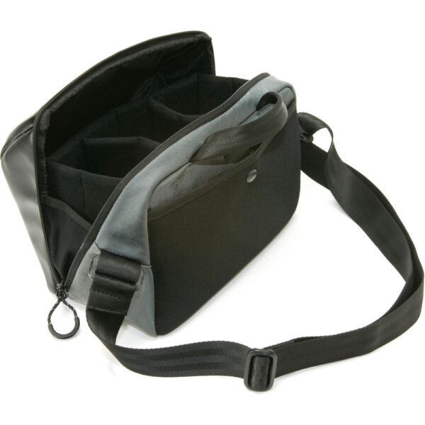 Artisan Artist ACAM BS0003 Basalt Sling Bag BlackGray 4