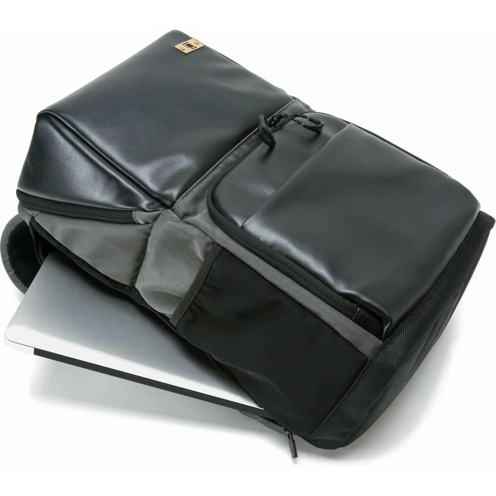 Artisan & Artist Basalt Camera Backpack (Black/Gray)