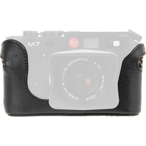 Artisan & Artist LMB-M7 Half Case for Leica M6M6TTL and M7 (Black)