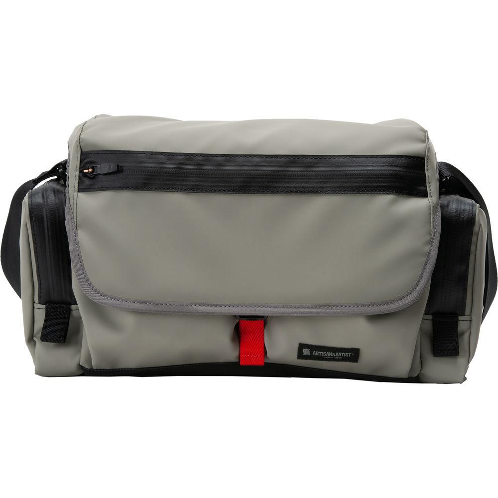 Artisan & Artist WCAM-9500N Waterproof Shoulder Bag Gray