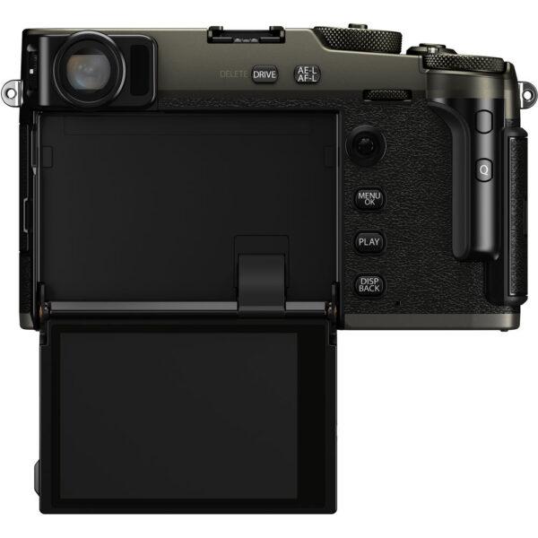 FUJIFILM X-Pro3 Mirrorless Digital Camera Dura Black