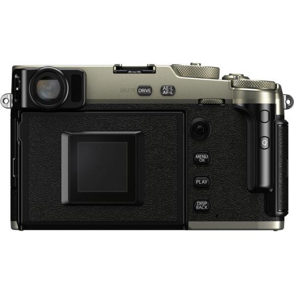FUJIFILM X-Pro3 Mirrorless Digital Camera Dura Silver