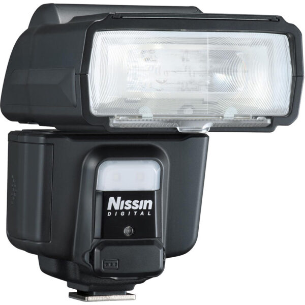 Nissin Flash I60A with Air-1 commander