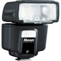 Nissin i40 Compact Flash for Cameras with Multi Interface Shoe