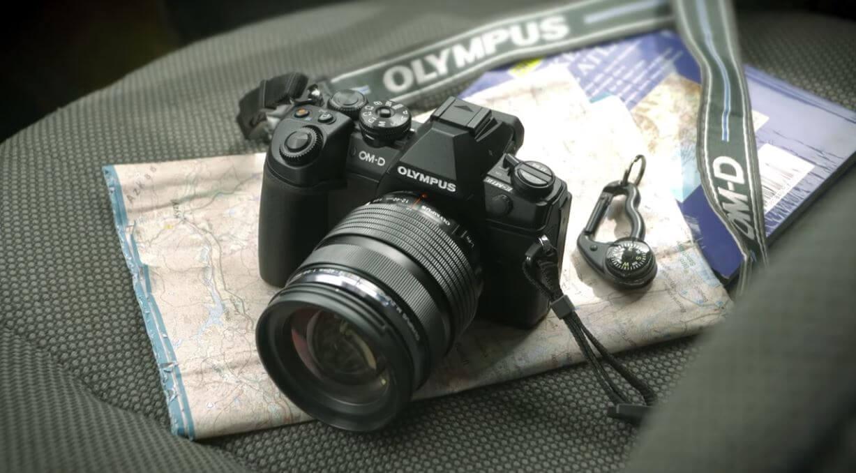 Olympus OM D E M1 Mark II Concept Video