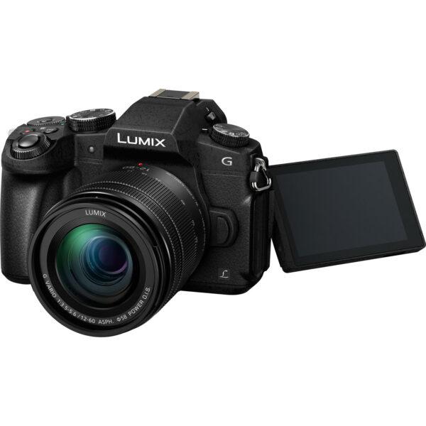 Panasonic Lumix DMC G85 Mirrorless 4