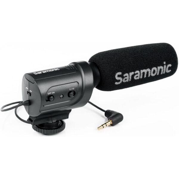 Saramonic SR M3 Mini Directional 2 1