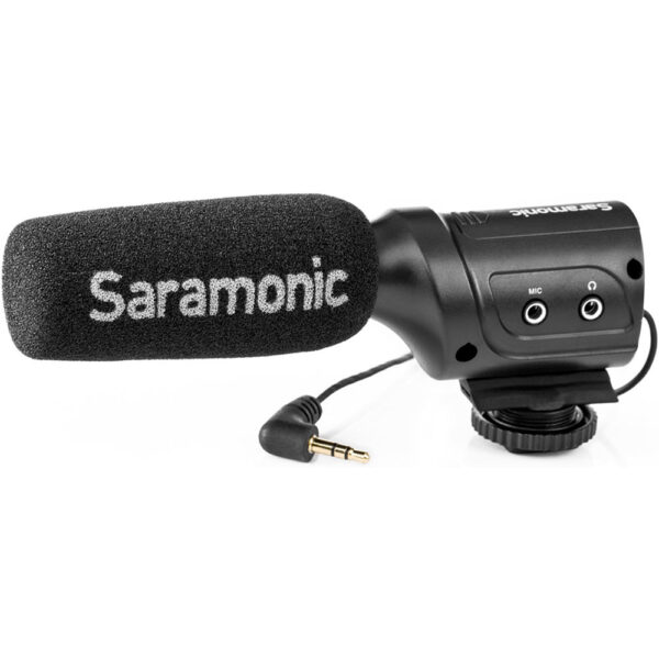 Saramonic SR M3 Mini Directional 3 1