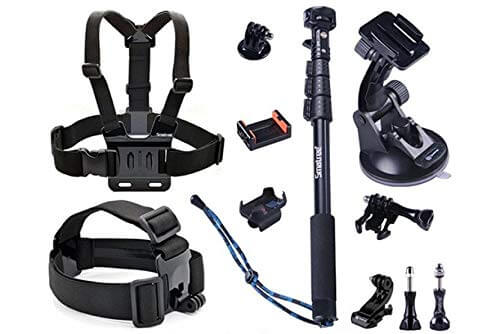 Smatree HSU 13 in 1 Travel Accessories Set for Gopro 2