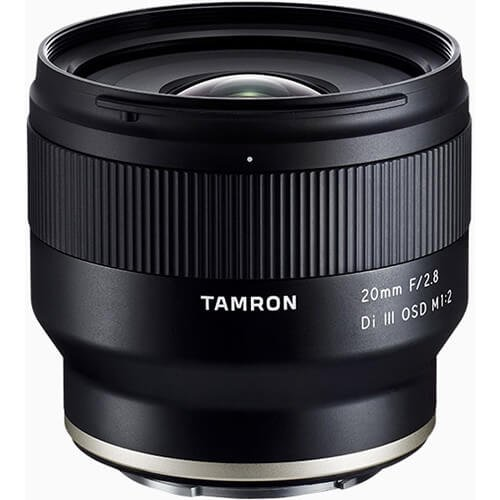 Tamron 20mm f2.8 Di III OSD M 12 Lens for Sony E 1