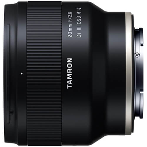 Tamron 20mm f2.8 Di III OSD M 12 Lens for Sony E 2