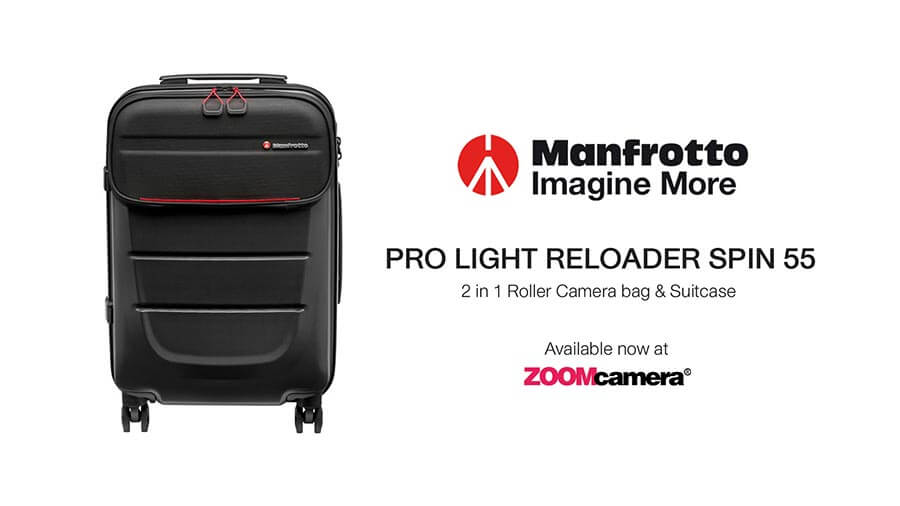 manfrotto pro light spin 55