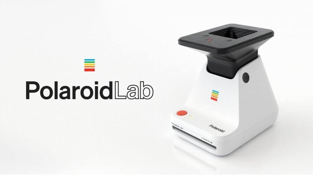 Polaroid Lab เครื่องปรินต์ภาพจากมือถือ by Polaroid Originals