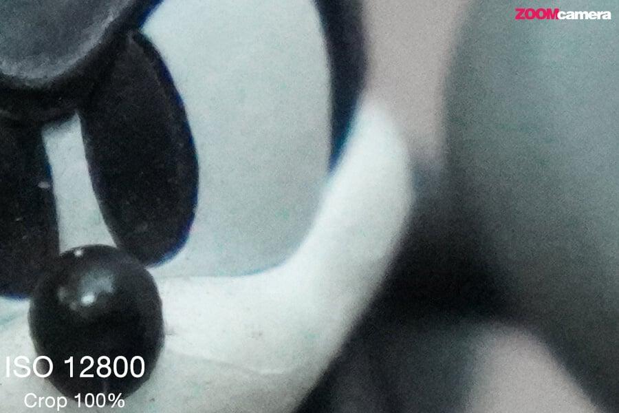 รีวิว Sony A6600 ทดสอบ ISO 12800