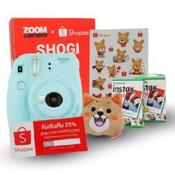 Fujifilm Instax mini 9 Shogi x zoomcamera Limited Edition 2