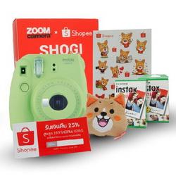 Fujifilm Instax mini 9 Shogi x zoomcamera Limited Edition 4