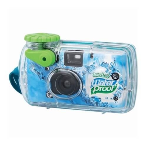 Fujifilm Simple ACE WaterProof Camera ISO 800