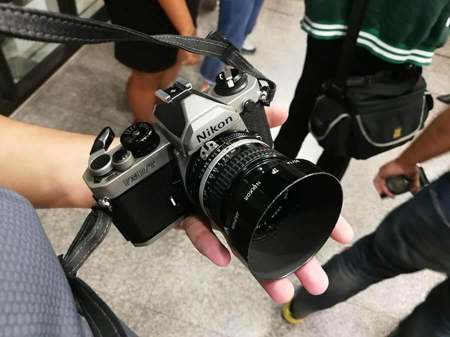 Fujifilm X Tra 400 review 02