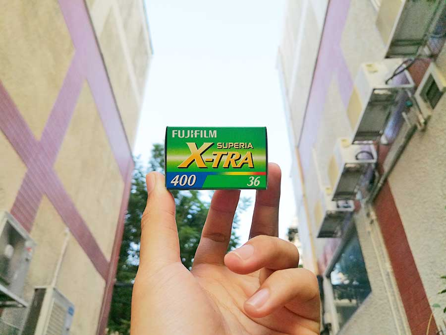 Fujifilm X Tra 400 review 05