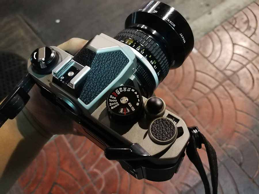 Fujifilm X Tra 400 review 13