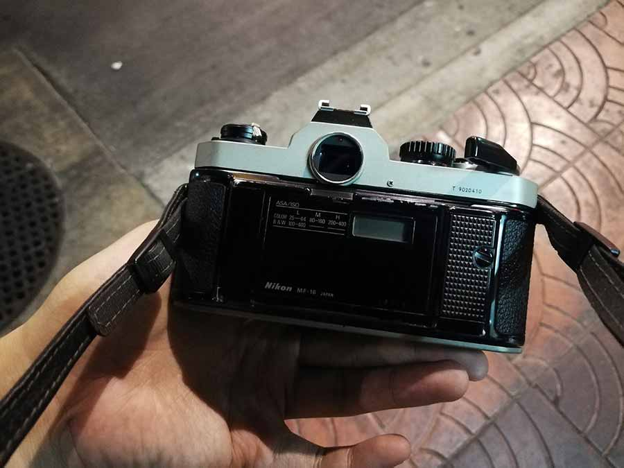 Fujifilm X Tra 400 review 14