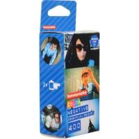 Lomography (F436C3) 400 Color Negative Film