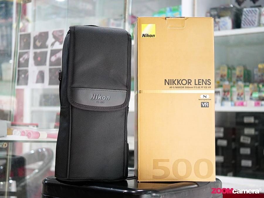 Nikkor 500mm F5.6 04