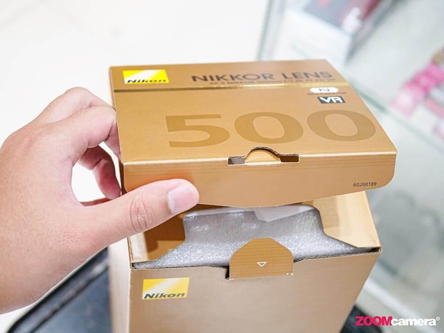 Nikkor 500mm F5.6 06