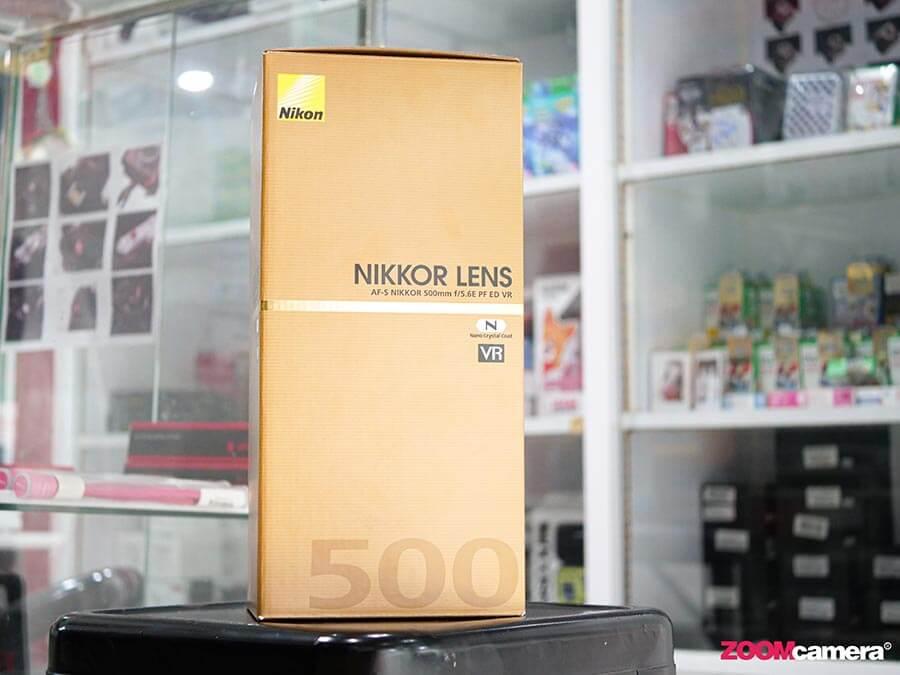 Nikkor 500mm F5.6 07
