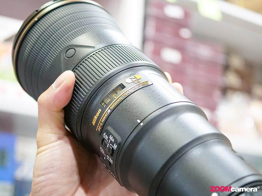 Nikkor 500mm F5.6 09
