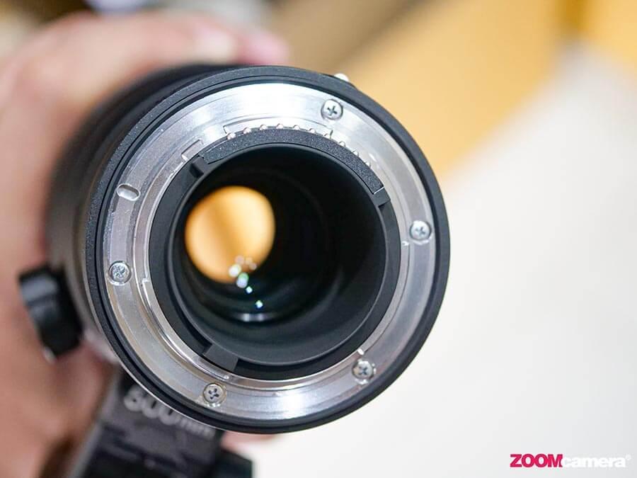 Nikkor 500mm F5.6 11
