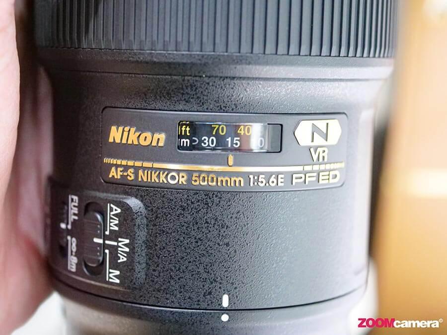 Nikkor 500mm F5.6 14