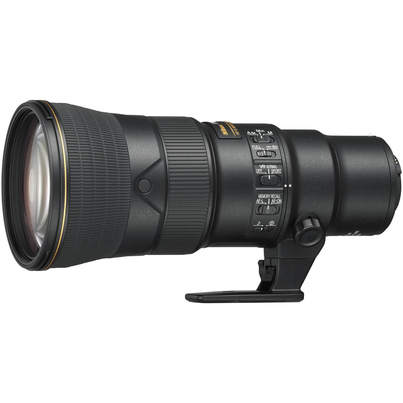 Nikon AF-S NIKKOR 500mm f5.6E PF ED VR Lens