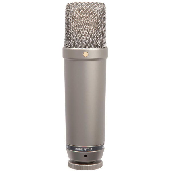 Rode NT1 A Large Diaphragm Condenser Microphone Single 2