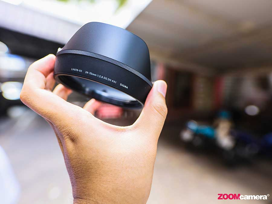 Sigma 24 70mm F2.8 for Sony 14