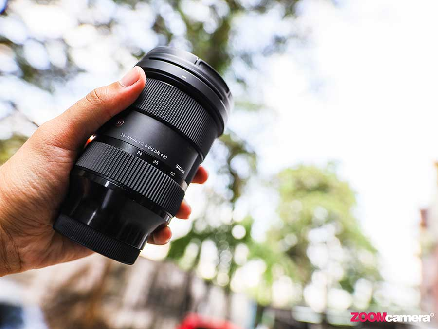 Sigma 24 70mm F2.8 for Sony 17