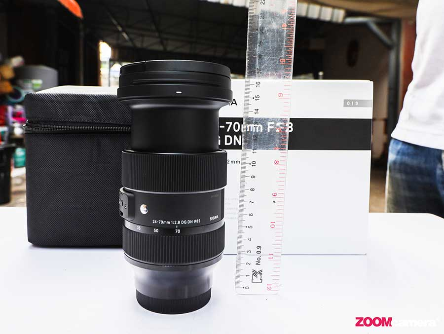 Sigma 24 70mm F2.8 for Sony 19