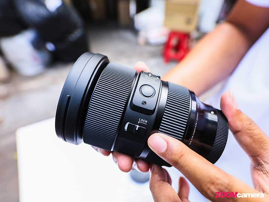 Sigma 24 70mm F2.8 for Sony 20
