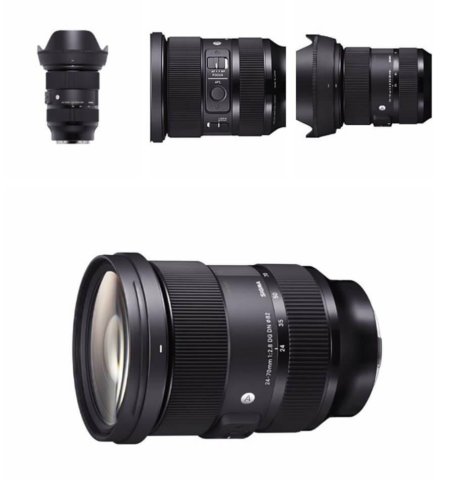 Sigma 24 70mm F2.8 for Sony 26