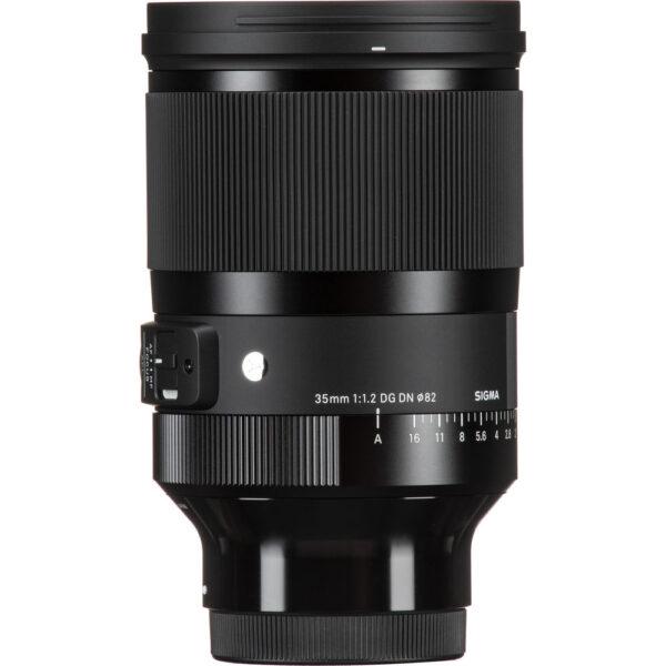 Sigma 35mm f1.2 DG DN Art Lens for Sony E 3