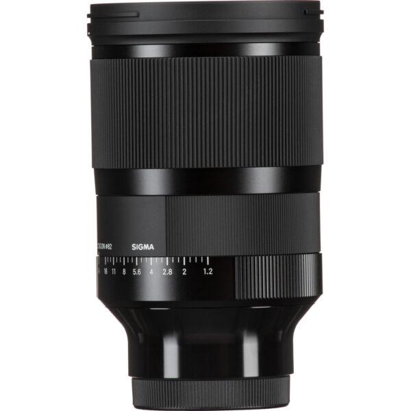 Sigma 35mm f1.2 DG DN Art Lens for Sony E 4