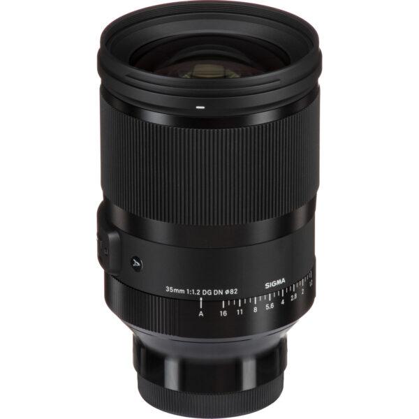 Sigma 35mm f1.2 DG DN Art Lens for Sony E 8