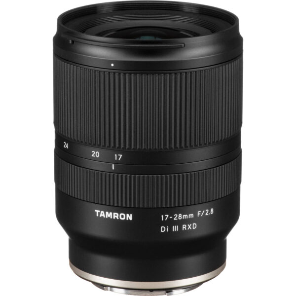 Tamron 17 28mm f2.8 Di III RXD Lens for Sony E 4