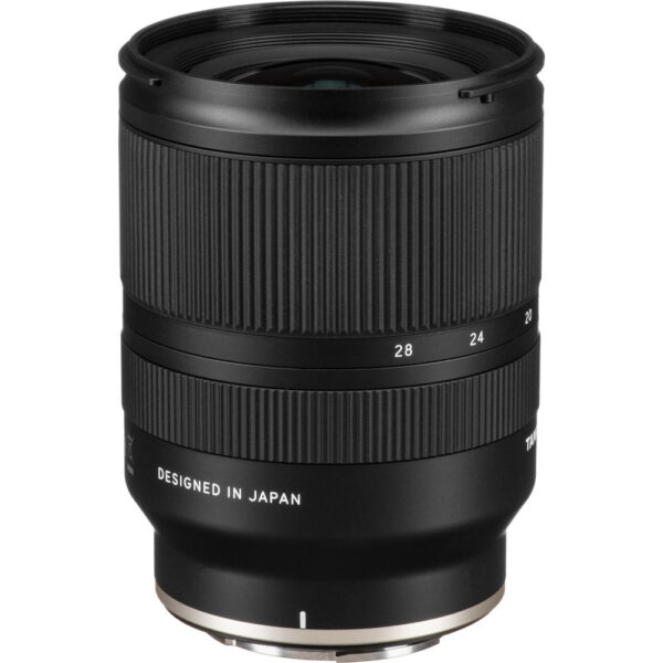 Tamron 17 28mm f2.8 Di III RXD Lens for Sony E 6