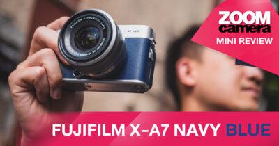 Fujifilm Xa7