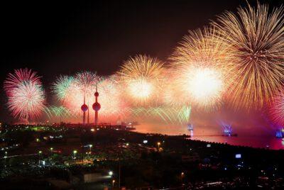 Firework-photography