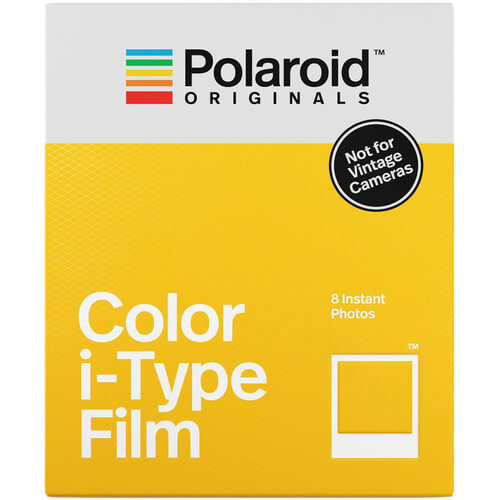 impossible 4668 color film for i type 1505843414 1358130