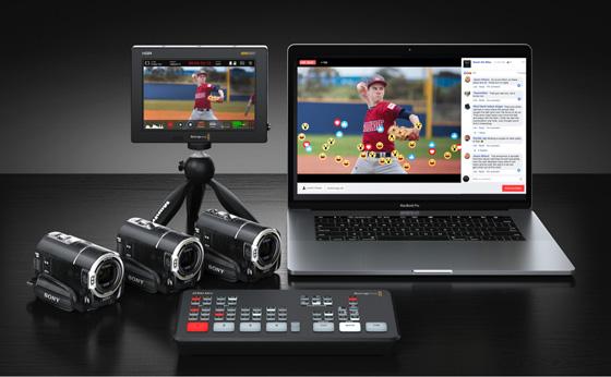 Blackmagic Design ATEM Mini HDMI Live Stream Switcher 16
