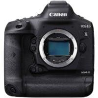 Canon EOS-1D X Mark III DSLR Camera with CFexpress