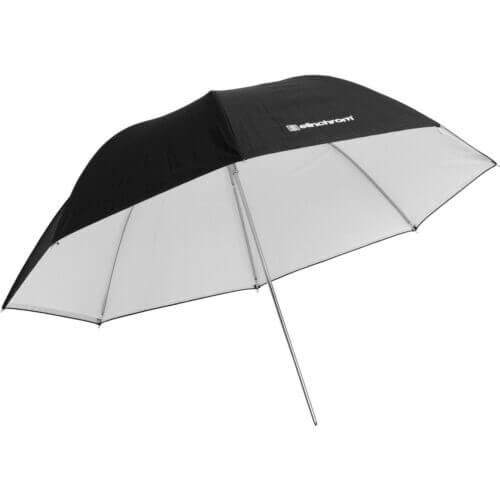 Elinchrom 33 Shallow Umbrella WhiteTranslucent 1